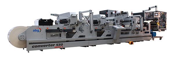 New Ab Graphic International Ltd 530 Converter