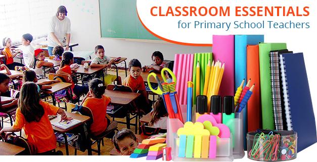 Classroom Essentials for Primary School Teachers
