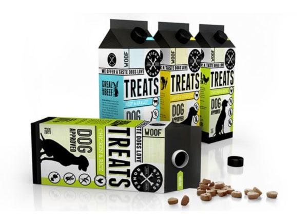 Sticks and Bones Brand Packaging