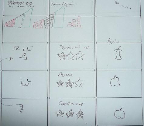 Teacher sticker template concepts