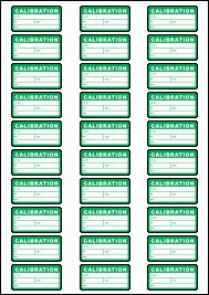 30 Labels per A4 sheet