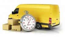 DPD Delivery Van