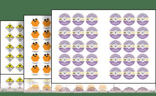 Order Circular Labels