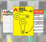 Gas Labels