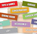 Home Moving Labels