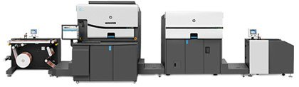 HP Printing Machine