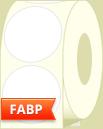 Matt White Fabric Friendly Paper