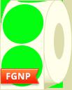 Fluorescent Green Paper