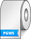 Gloss White Polypropylene