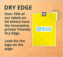 Buy Plain and Printed Labels | Next Day Delivery |AA Labels