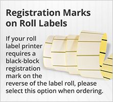 Custom Labels Sizes