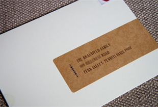 Recycled Paper Labels
